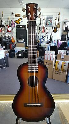 Mahalo Java Series Concert Ukulele - Aquila Strings - Includes Bag - Sunburst