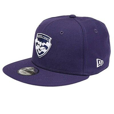 New Era GEELONG CATS KIDS 9FIFTY HOME CLASSIC CAP Embroidered Logo *USA Brand