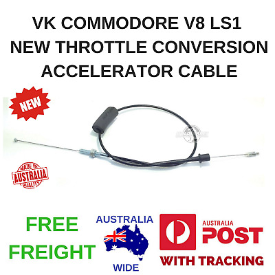 Vk Commodore  V8 Ls1 Gen3 Efi New Throttle Conversion Accelerator Cable