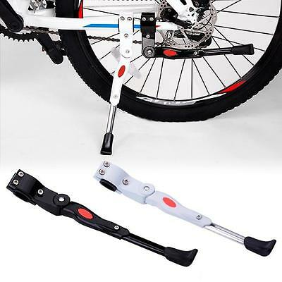 24-27'' Adjustable Heavy Duty Mountain Bike Bicycle Prop Side Rear Kick Stand