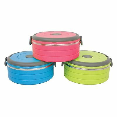 Single Layer 0.6L Food container - Assorted colours - Yellowstone