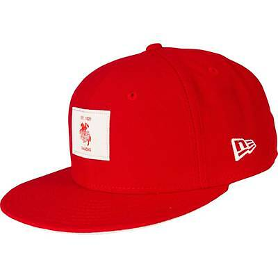 New Era ST GEORGE ILLAWARRA DRAGONS 9FIFTY PATCH PERFECT CAP – S To M Or M To L