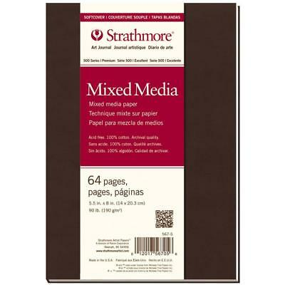 Strathmore Art Journal - Mixed Media Paper - Series 500 Softcover - Small