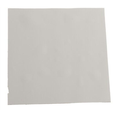 AU Silicone Pad security 100mmx100mmx0.5mm GPU CPU Cooling Thermal Conductive ID