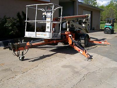 2006 JLG T-350 Towable Lift 35'