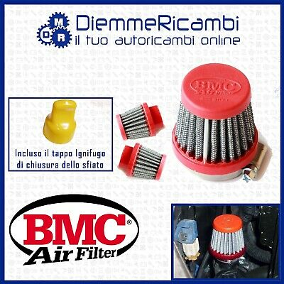 Kit Filtro Conico Bmc Alfa Romeo Mito 1.4 T-Jet Sfiato Esterno Pop Off By Pass