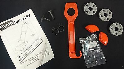 Genuine Flymo Turbo Lite Accessory Pack Spare Parts