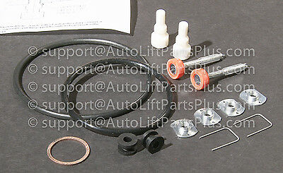 Air Motor Repair Kit for Graco Fireball & Monark 206-728 / 206728