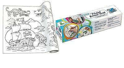 Global Notes 8712-08 Info Creative Ausmalrolle - Boys Edition 300 mm x 4 m