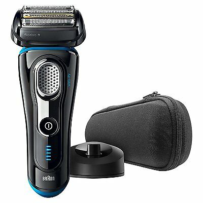 Braun Series 9 Mens Electric Foil Shaver, Wet and Dry, Rechargeable and Up 9240s