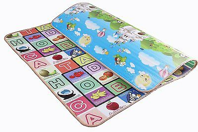 Garwarm Extra Large Thickness Baby Crawling Mat Play Activity Mat Carpet Playmat