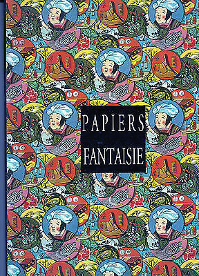 Papiers Fantaisie - William Wheeler