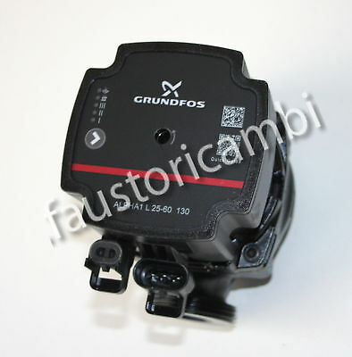 "Grundfos Circulator Pump Alpha1 L 25-60 130 Electronic 1""1/2 Up Ups 15-60 Ao"