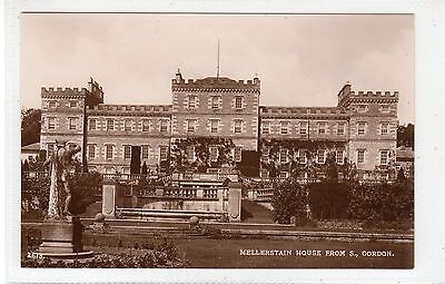 MELLERSTAIN HOUSE, GORDON: Berwickshire postcard (C25605)