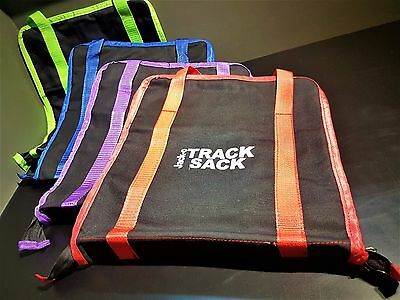 Jack-O Track Sack chain ring sprocket and tool tote bag Pista Velodrome
