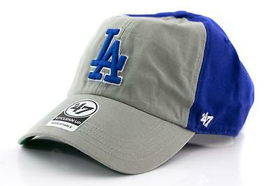 LA Dodgers MLB Supporters Hat Clean Up Cap - 47 Brand Los Angeles Baseball Cap
