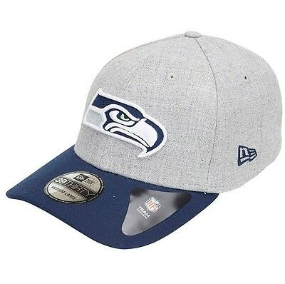 New Era SEATTLE SEAHAWKS 39THIRTY CHANGE UP CLASSIC CAP- Size M To L Or L To XL