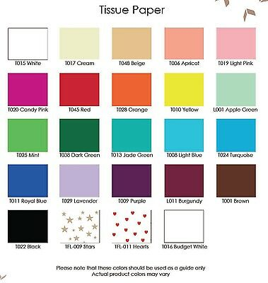 *CLEARANCE 50% OFF* Acid Free Tissue Paper 480 pieces