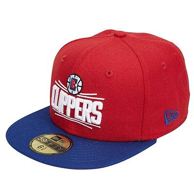 New Era LOS ANGELES CLIPPERS KIDS 59FIFTY NBA TEAM ALT CAP - Size 6 5/8 Or 3/4