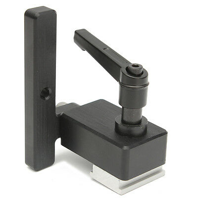 Miter Track Stop for T-Slot T-Tracks Woodworking DIY Tool