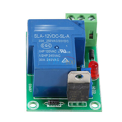 12V Battery Anti-over Discharge Protection Module Controller Relay Board SP