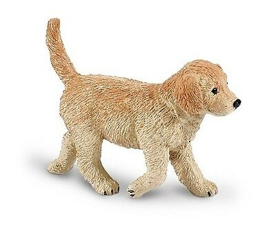 Golden Retriever Puppy Best In Show Dogs #253229 Safari Ltd. NIB!!