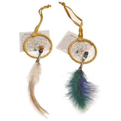 Native American Indian Iroquois Dream Catcher (SML) 2.5""
