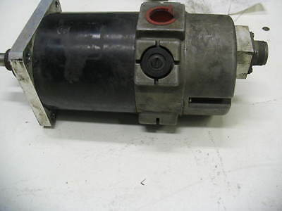 Creonics Permanent Magnet Servo Motor from WA Whitney single end punch. (100)