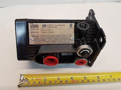 Moore IPF/4-20MA/20-100KPA/140KPA [WPM] Current to Pressure Transmitter New