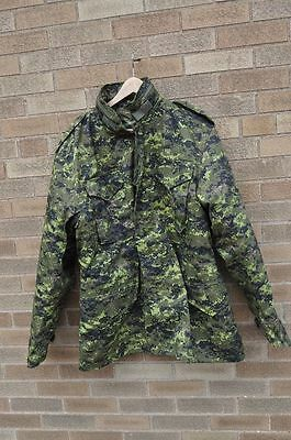 CadPat Camo M65 Field Jacket Size Men's Small Regular with Liner New