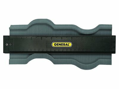 General Tools 833 10-Inch Contour Gage