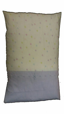 Mothercare Cot Pillowcase size 40 x 60 cm For A Cot