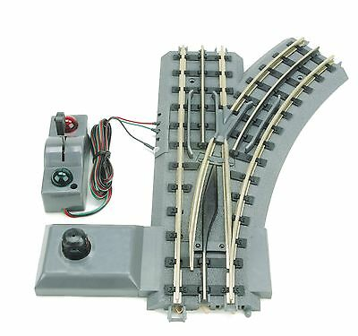 O-Gauge - MTH - RealTrax - Operating O-31 Right Hand Switch