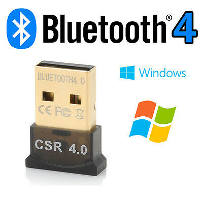 Mini USB Blutooth Bluetooth 4.0 Adapter Wireless Dongle EDR for PC Windows