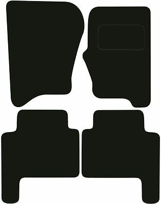 Land Rover Range Rover Sport DELUXE QUALITY Tailored mats 2005 2006 2007 2008