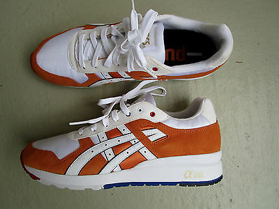 ASICS GT II 45 Olympic Pack Team Netherlands 2012 WHITE/ORANGE