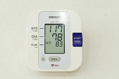 Omron HEM-712C Automatic Blood Pressure Monitor with IntelliSense (13061)
