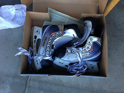 Bauer Vapor X Youth Hockey Skate, Never Used - Still in Box, Size 12.0