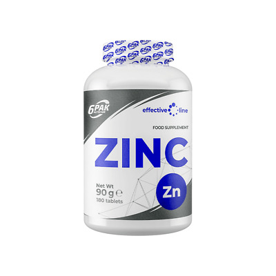 Zink 300 Tabletten mit 180mg / Tablette - 100% REINES ZINC GLUCONATE No Kapseln