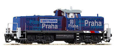PIKO 47265 TT Gauge diesel locomotive BR 295 the Metrans - Epoch VI