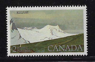 Canada Stamps -1979, Kluane National Park #727 -MNH