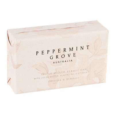 NEW Peppermint Grove Freesia & Berries Beauty Bar