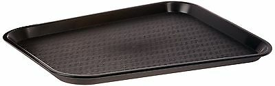 Winco FFT-1418K Fast Food Tray 14-Inch by 18-Inch Black 1 NEW