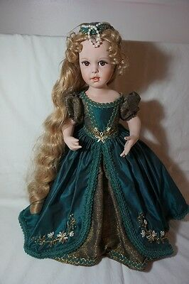 Collectible doll Rapunzel