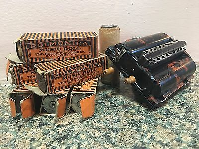 1920's Rolmonica EXTREMELY VINTAGE Collector's Lot