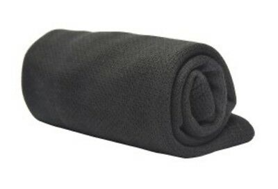 Atka Ultra Fast-Dry Towel SMALL - BLACK