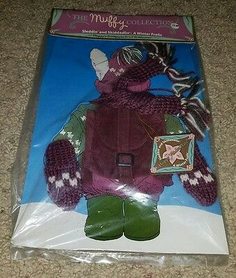 The Muffy Collection A Winter Frolic 1995 HTF Sleddin' and Skiddadlin Outfit NIP