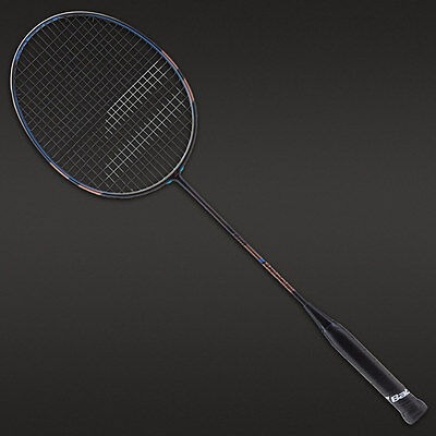 2016 Babolat X-Feel ESSENTIAL Badminton Racket Strung grip 2