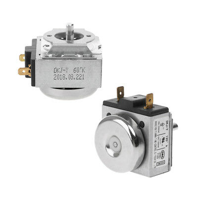 DKJ-Y 60/120 Minutes Delay Timer Switch 15A For Electronic Microwave Oven Cooker