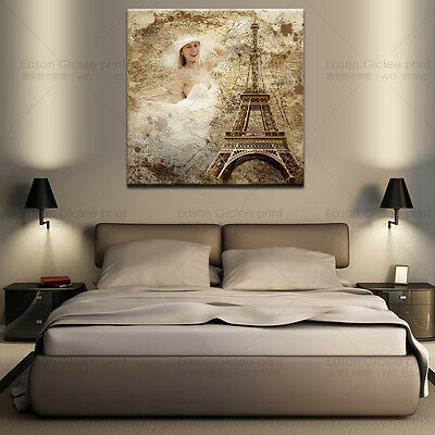 Huge Modern Abstract Oil Painting Printed On Canvas Printing Canvas Pictures